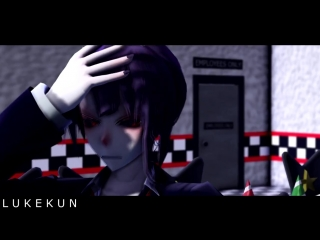 【MMD--FNAF】Хуй соси【+Caption】 (1).mp4