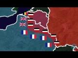 Первая Мировая Война на пальцах (часть 2) [Oversimplified на русском]