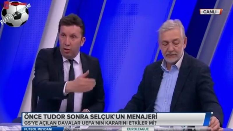Galatasaray Futbol Meydanı ⚽ Evren Turhan, Gürcan Bilgiç Yorumları 22 Mart 2018