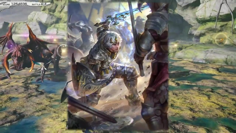 Mobius Final Fantasy – Eorzean Paladin