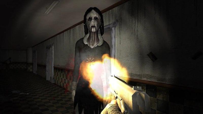 Slendrina Must Die - The Asylum. Часть 1
