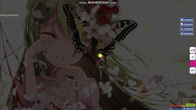 Aitsuki Nakuru - Monochrome Butterfly [6.04*]