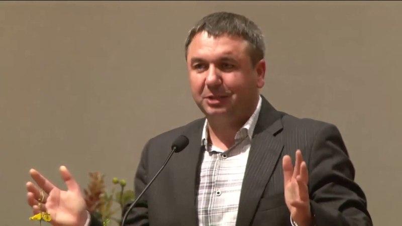 Почтение родителей Проповедь || Slavic Church Emmanuel conference sat. pm. 09/03/16