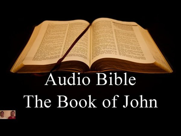 The Book of John - NIV Audio Holy Bible - High Quality and Best Speed - Book 43