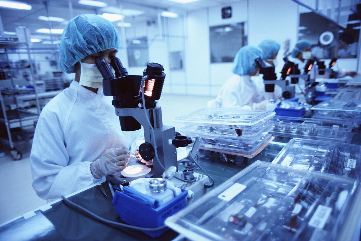 Что делает медицинский технолог?