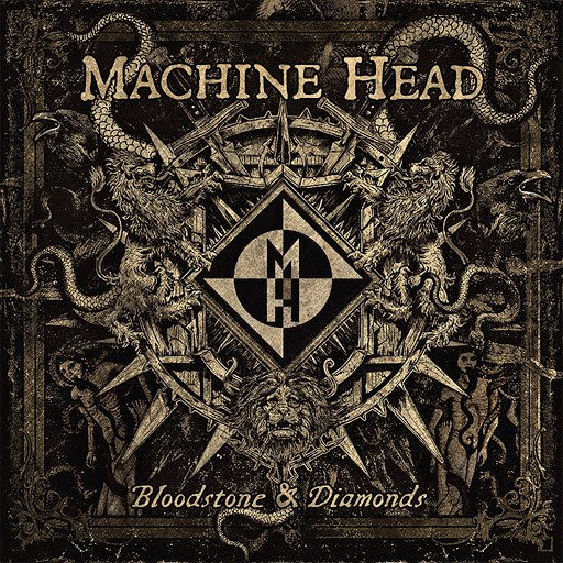 MACHINE HEAD альбом Bloodstone & Diamonds