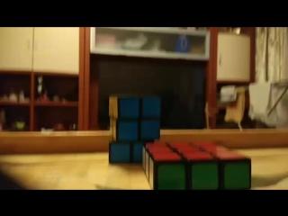 сборка необычных кубиков