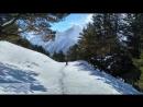Зимняя экскурсия к водопаду Девичьи косы