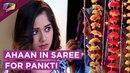 Tu Aashiqui Ахан наденет сари чтобы встретиться с панкти