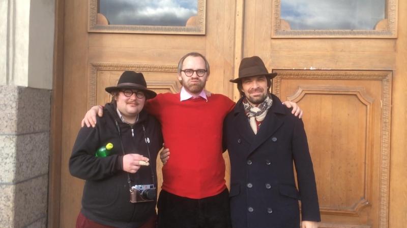 Три товарища. 10 лет спустя