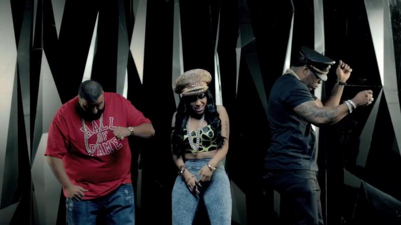 Busta Rhymes, Nicki Minaj, Tosh - TwerkIt