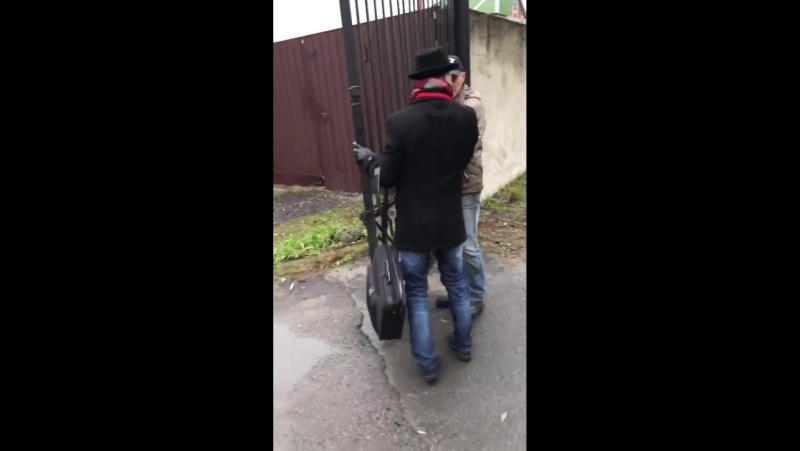 Препятствование проведению митинга Навального