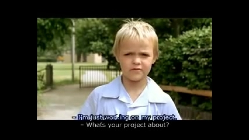 Little man, the way girls are - Дания 2006 год.
