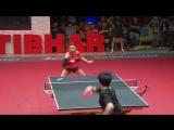 SZOCS Bernadette Vs CHENG I-Ching (Rd2-Day 6) T2 APAC 2017 -Team Fixture 12 ENG