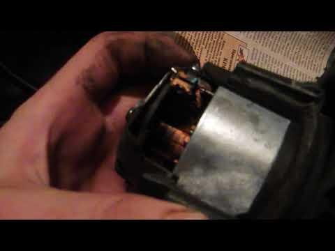 праворукий моторчик печки террано 2 на леворукий лад