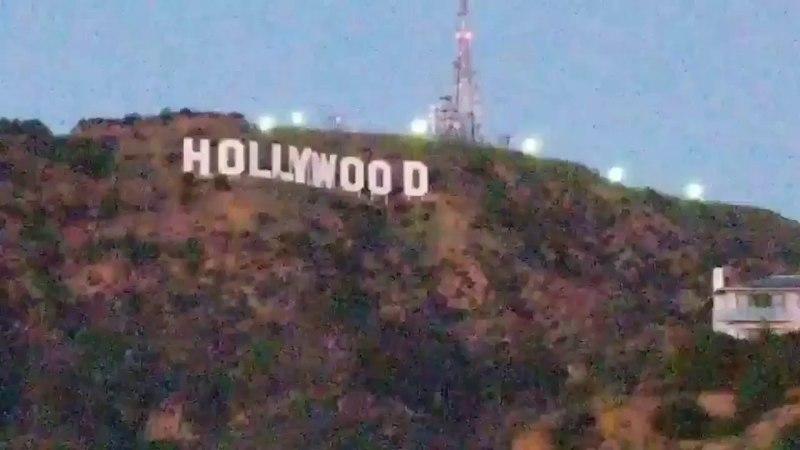 KyotaroRikuo - Monky [At Hollywood Sign]