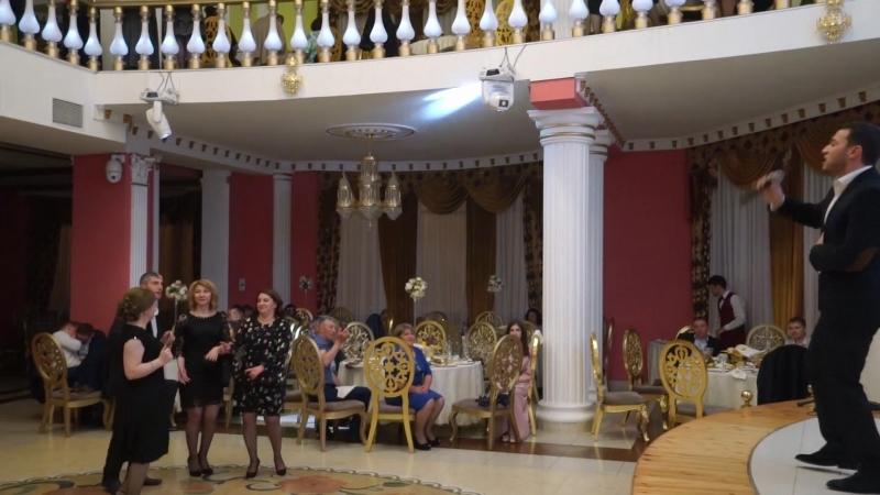 Барсегян Вачаган. Свадьба Алима и Фатимы. КБР, г. Нальчик, ресторан РИДАДА