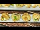 A02. Cornetti Salati di Pasta Sfoglia