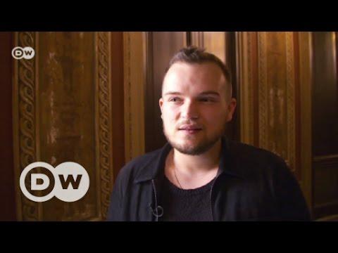 Nils Wanderer: Erfolgreich als Countertenor | DW Deutsch