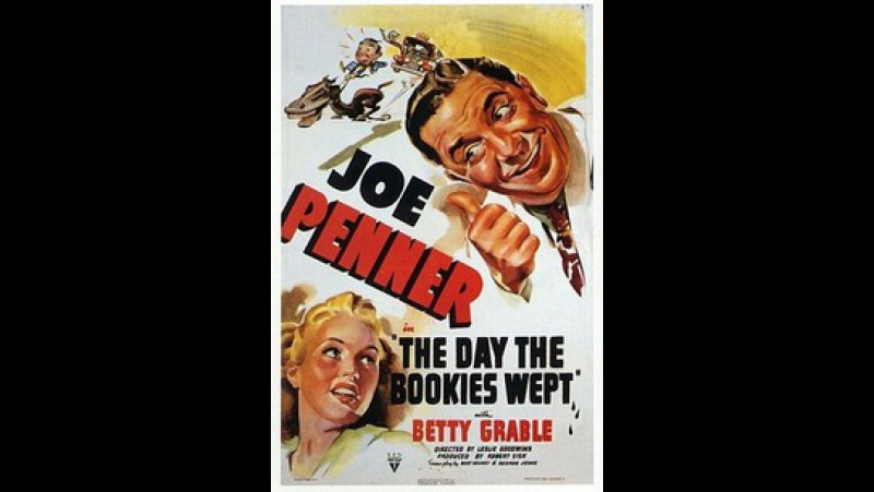 The Day the Bookies Wept (1939) Joe Penner, Betty Grable, Richard Lane