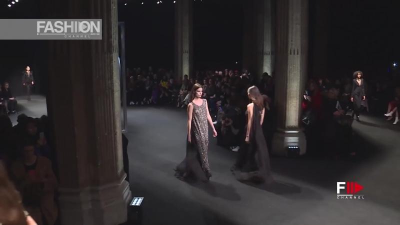 ALBERTA FERRETTI Fall 20182019 Milan - Luxury Fashion World Exclusive