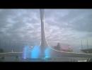 Олимпийский парк. Сочи 2018. Поющие фонтаны