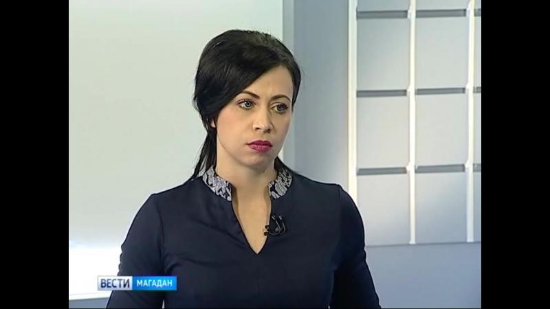 Интервью А.А. Тюменцева по делам о врачебных ошибках на канале Россия в эфире программы Вести-Магадан 30.11.2017