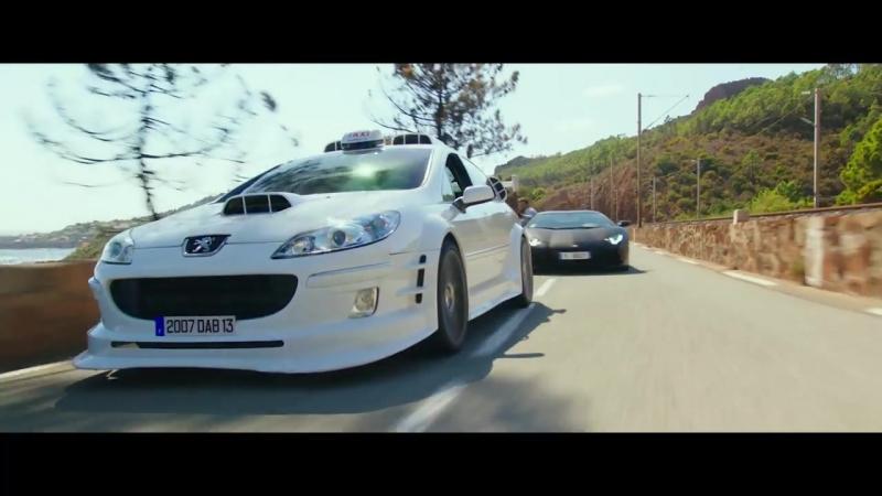 Taxi 5 - в кино с 12 апреля