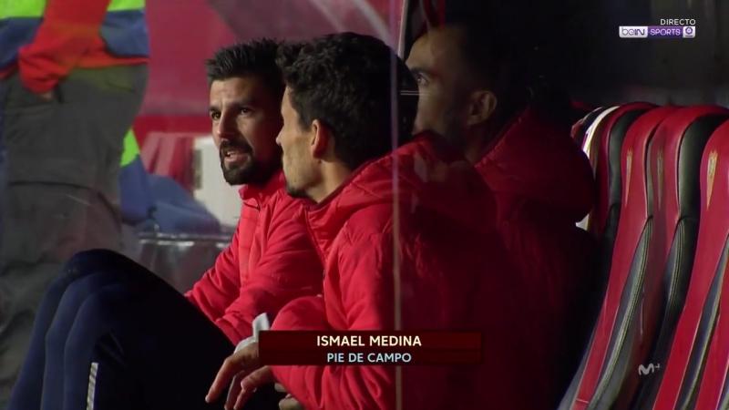 Кубок Испании 2017 18 Copa del Rey 1 8 финала Ответный матч Севилья Кадис 720 HD
