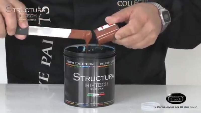 Rivedil - Structura Hi Tech (Damasco Effect)