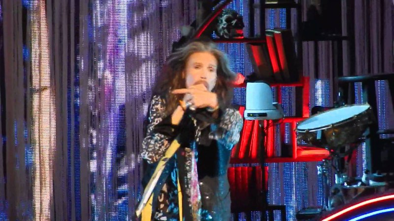 Steven Tyler - Dream On/Walk This Way {Lincoln Center NYC 5/2/16}