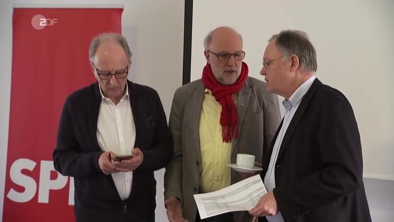 SPD Sigmar Gabriel rechnet mit Martin Schulz ab
