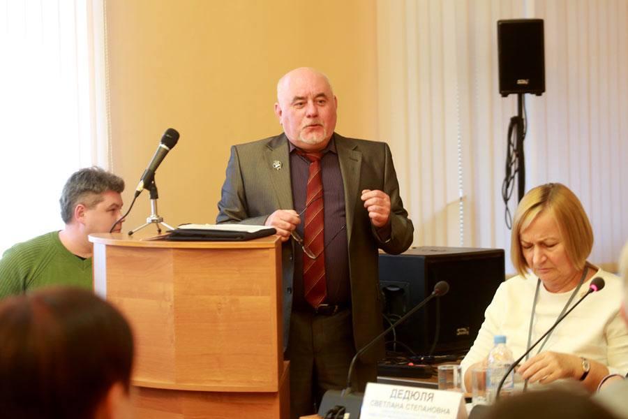 VI Славянский международный экономический форум - наше выступление