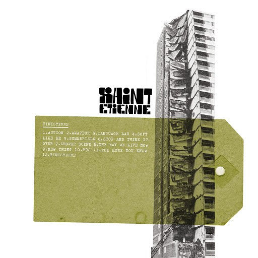 Saint Etienne альбом Finisterre