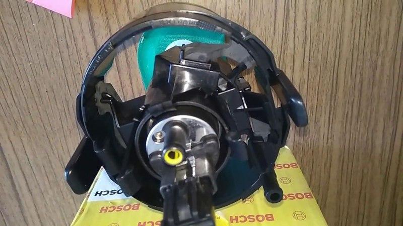 Как заменить бензонасос БМВ Е34 BMW E34 how to replace a gasoline pump