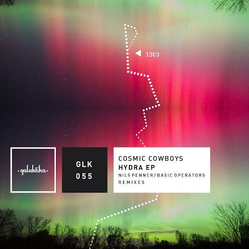 Cosmic Cowboys альбом Hydra