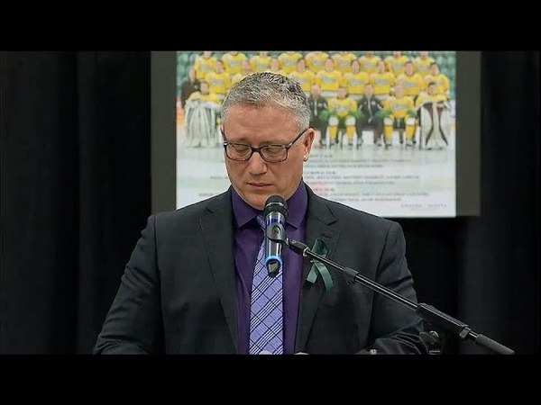"""""""They will forever be Humboldt Broncos:' Team president"""