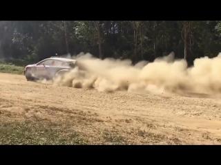 Hyundai i20 drift (WRC)
