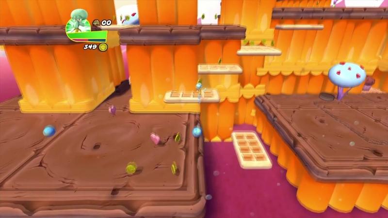 [ShadowBMX] Прохождение SpongeBob HeroPants (Часть 6)