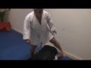 Mixed Wrestling Knockout Guaranteed! Short Massive Muscledom Anna Konda
