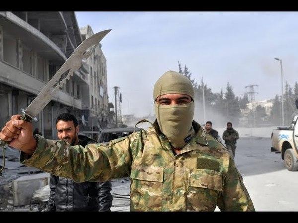 Штаб-квартира Afrin Center YPG найдена. MUTLAKA WATCH sondakika olive