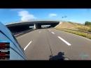 Yamaha R6 vs Honda CBR 600RR _0-100 0-200 kmh_ _0-60 0-120 mph_ [1080p]
