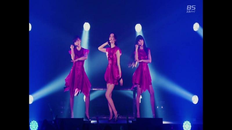 Perfume x Ystk OTONOKO 2017.12.02 If You wanna live (BS-Sky TV 2018.04.14)