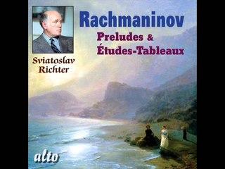 Rachmaninov Prelude   Richter