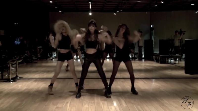 Black Pink dance practice mirrored _ BP Editions