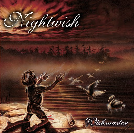 Nightwish альбом Wishmaster (UK Edition) (UK Edition)