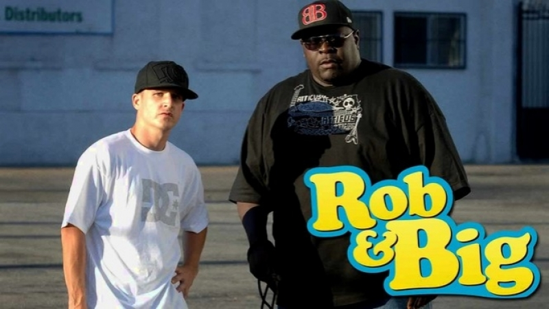 Rob and Big S01E01 - Moving in