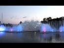 Поющий фонтан Roshen в Винница 2017