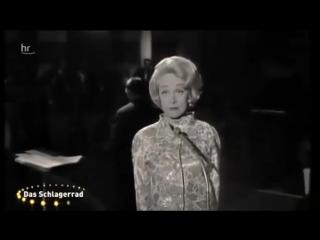 Marlene Dietrich. Sag' mir, wo die Blumen sind.