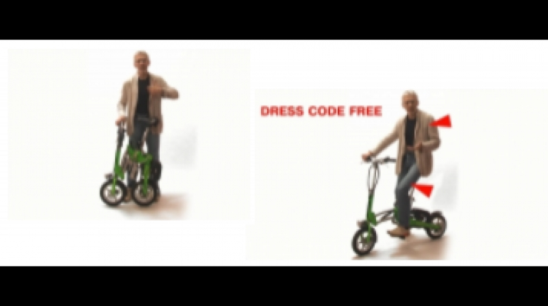 Электровелосипед Shrinker 350